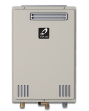 Takagi TK-110U-E Series-200 140,000 BTU Outdoor Tankless Water Heater