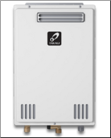 Non-Condensing Outdoor Natural Gas Tankless Water Heaters